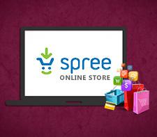 Spree Ecommerce store