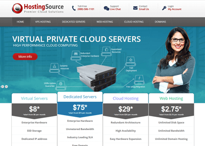 Hosting Source