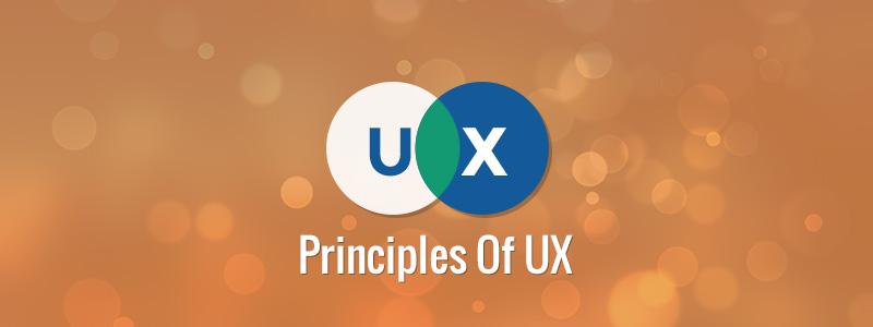prinicples of ux