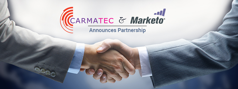 Carmatec and Marketo Partner to Deliver Superior CRM and Marketing Automation Solution