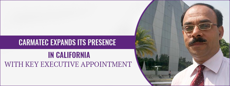 Carmatec Expands its Presence in California with Key Executive Appointment