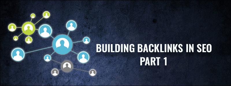 build backlinks in SEO
