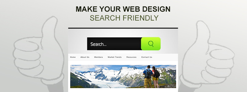 How to Make your Web Design Search Engine Marketing Friendly ?