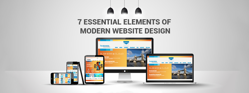 7 Essential Elements of Modern Website Design