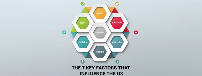 The 7 Key Factors That Influence The UX