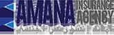 Amana insurance agency logo